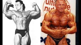 50 Years of Bodybuilding