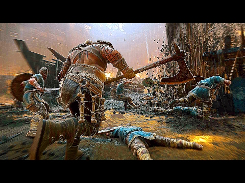 FOR HONOR - 360° Trailer (PS4 / XBOX ONE / PC)