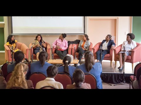 Courageous Women with Careers in STEM - Panel Discussion