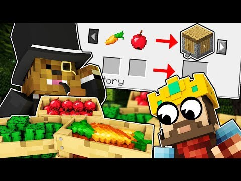 EXPANDING OUR KINGDOM - Minecraft The Simple Life #3