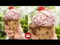 CONE DE COOKIE & NUTELLA (CASQUINHA PARA COMER COM SORVETE) | Cozinha do Bom Gosto | Gabi Rossi