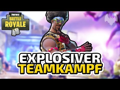 Explosiver Teamkampf - ♠ Fortnite Battle Royale ♠ - Deutsch German - Dhalucard
