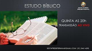 Estudo Bíblico - 21-10-2021