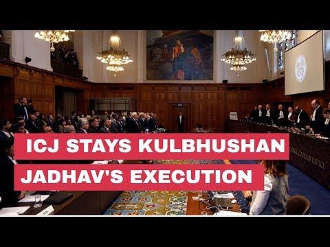 Breaking News: ICJ stays Kulbhushan Jadhav's Execution