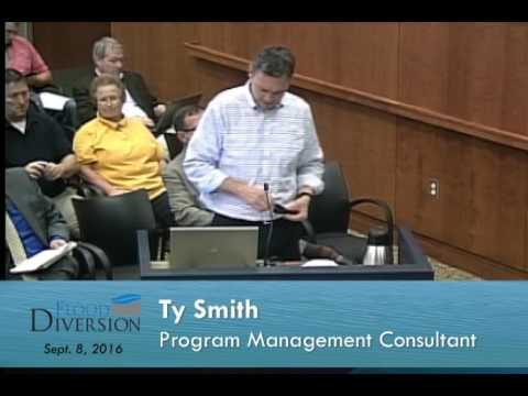 Diversion Board of Authority Meeting // Sept. 8, 2016