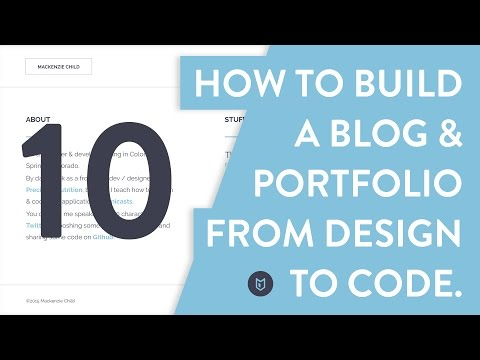 Coding the contact page - How to build a blog & portfolio with Rails 4