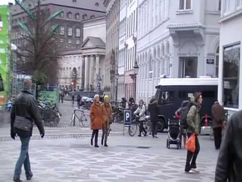 COP15 ON LOCATION   DOWNTOWN COPENHAGEN SQUARE