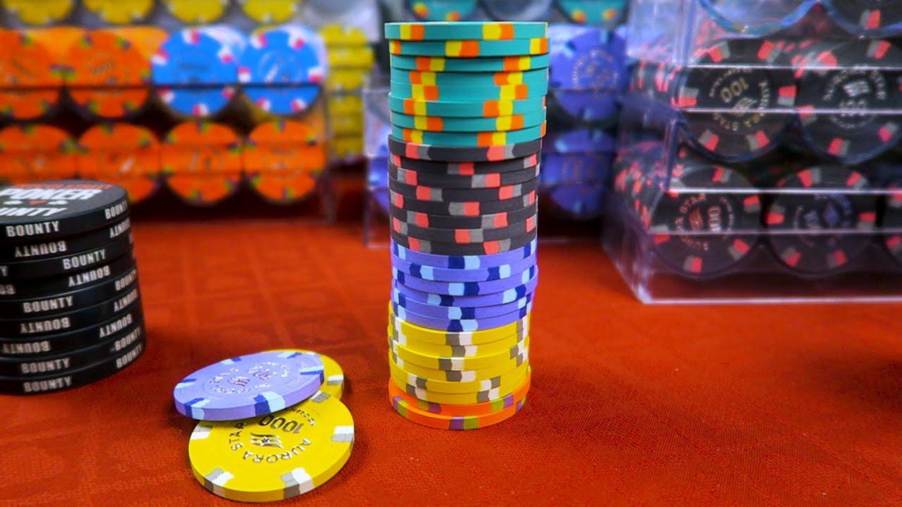 Poker chip calculator spreadsheet