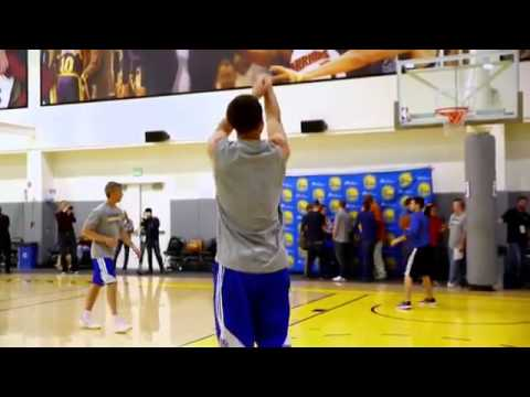 Inside Stuff: Stephen Curry Interview With Grant Hill | June 6, 2015 | 2015 NBA Finals