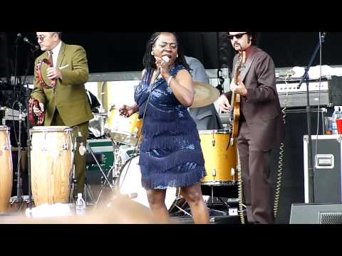 Sharon Jones And The Dap-Kings - Sasquatch Festival 5/30/11 - If You Call