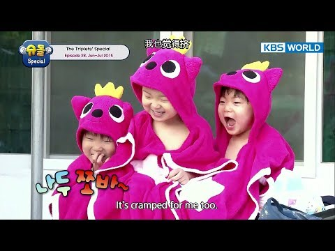 The Return of Superman - The Triplets Special Ep.28 [ENG/CHN/2017.12.01]