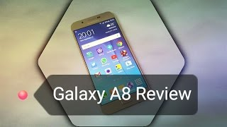 samsung galaxy a8 review with pros cons