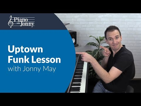 Uptown Funk Arranging Lesson - Inside the Mind of Jonny May!