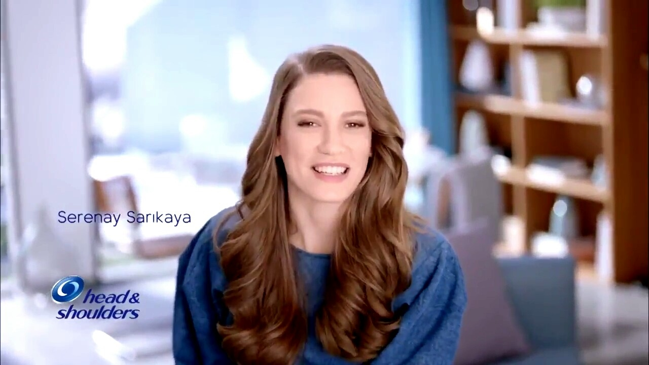 Serenay Sarıkaya Head Shoulders Reklam Filmi Hd Youtube