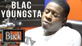 Blac Youngsta Talks Illuminati Sacrifices, Ending Beef With Young Dolph & more On BuckTV