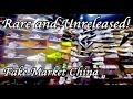 Illegal Sneakers Fake Market. Yeezy 700, 350 V2, Air Jordan, Nike, Adidas and more!