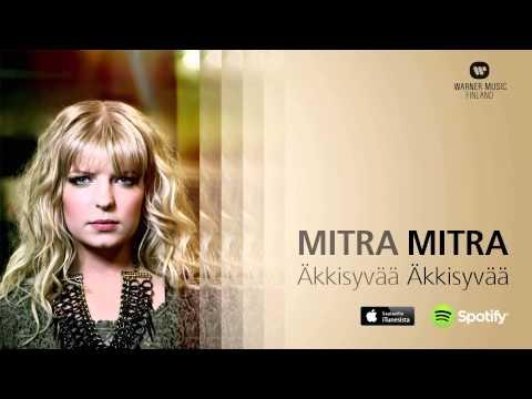 Mitra - Äkkisyvää (Virallinen audio)