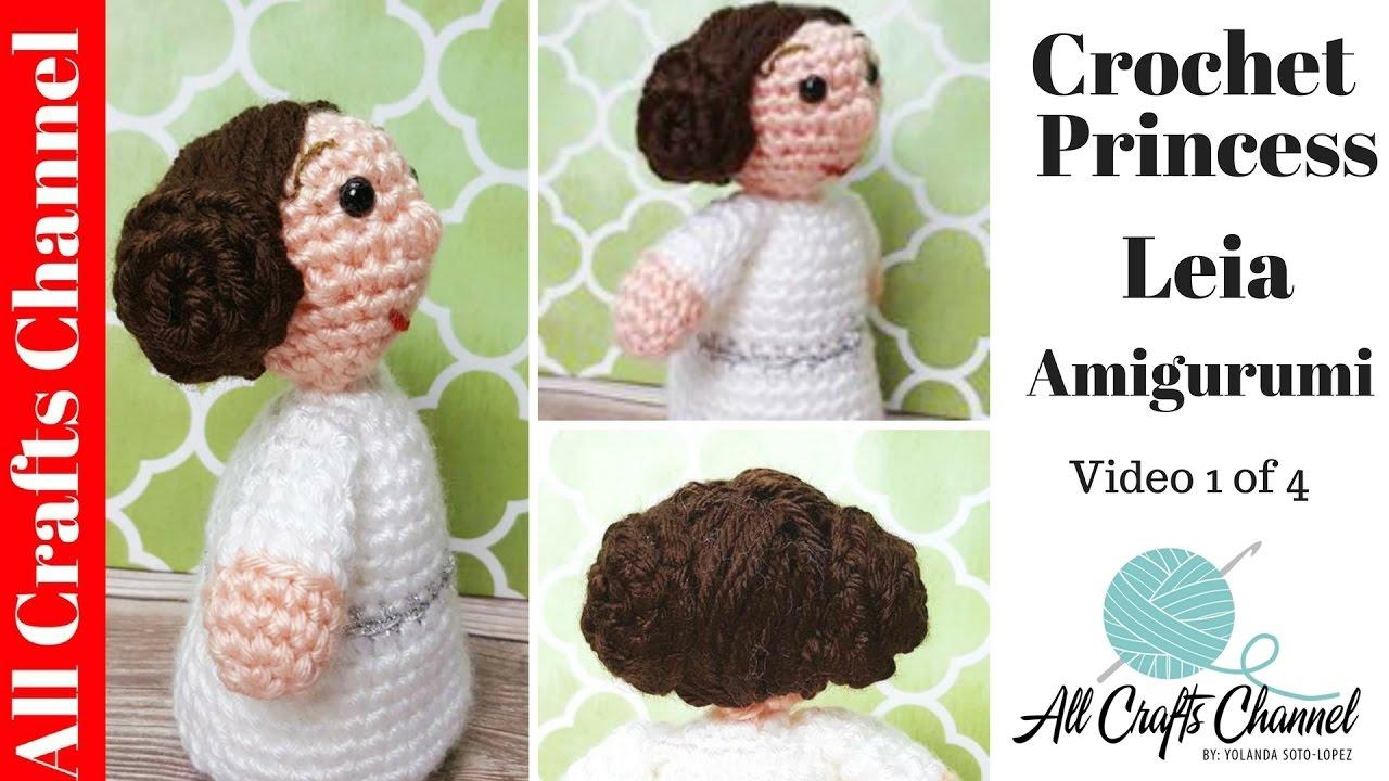 Amigurumi Princess Disney Free Crochet Pattern - Amigurumi Co | 720x1280