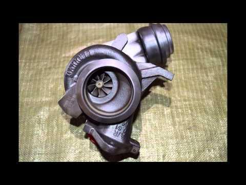 турбина GARRETT на Mercedes Benz Sprinter 2.2 CDI