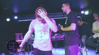 CLR vs CRAZY - J - 1/8 Round - 2015 Australian Beatbox Championship