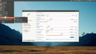 Compiz Open Animations for Menu - Ubuntu 10.10