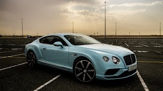 Bentley Continental GT V8S Test Drive
