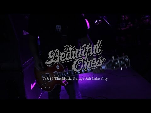 The Beautiful Ones LIVE @ The Music Garage Salt Lake City 7/8/15