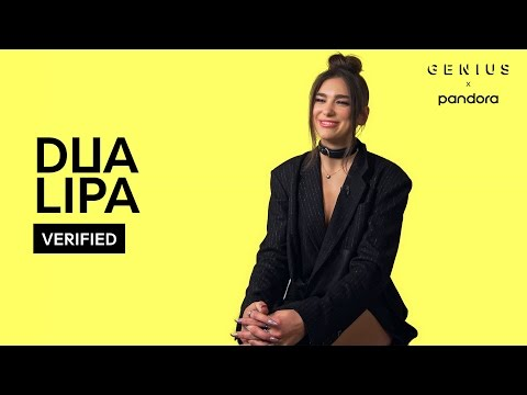 "Dua Lipa ""Blow Your Mind (Mwah)"" Official Lyrics & Meaning | Verified"