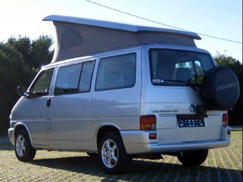 vw t4 multivan syncro with pop up westfalia roof review youtube. Black Bedroom Furniture Sets. Home Design Ideas