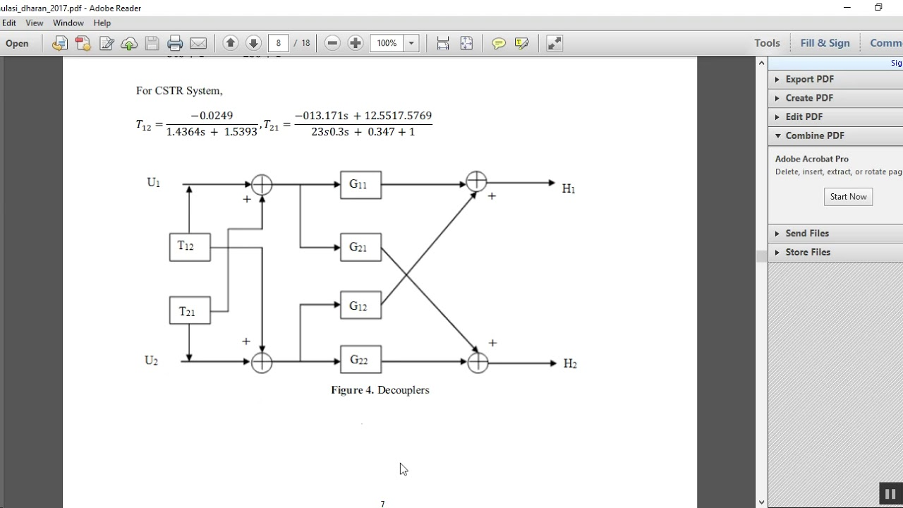 Process Diagram Pid Pdf Schematic Diagrams Mimo Wiring Tuning Of Controller Using Optimization Techniques For A Temperature Circuit