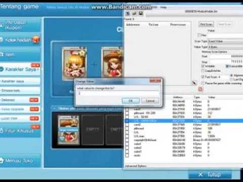 Cheat Modoo Marble Indonesia   Hack Upgrade 1 Card