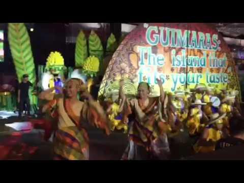 Aliwan Fiesta 2017: Manggahan Festival of Guimaras (Tugtugan ng Aliwan)