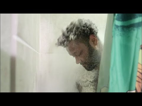 """""""FLOUR IN THE SHOWER""""! PRANK! ON HUSBAND!!"""