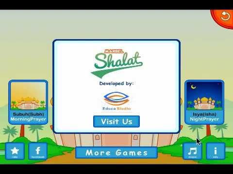 Marbel Shalat - Islamic Education Games