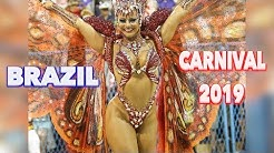 Rio Carnival BRAZIL 2019- Best of Highlights - Beautiful Dancers -MEJORES MOMENTOS