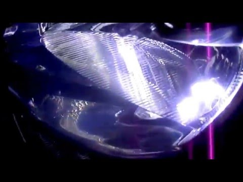 Лампа противотуманной фары nissan almera classic