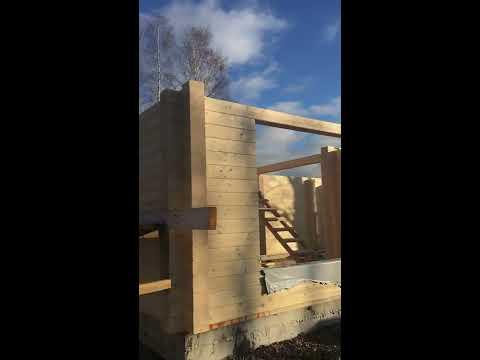 Популярный проект дома. Дом из клееного бруса. Проекты домов из клееного бруса. Под ключ
