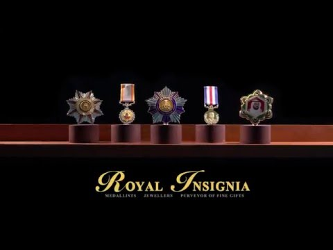 Royal Insignia: The Art of Medal Making