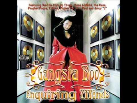 Gangsta Boo - Nigga Yeah Know (Feat. T-Rock & Project Pat)