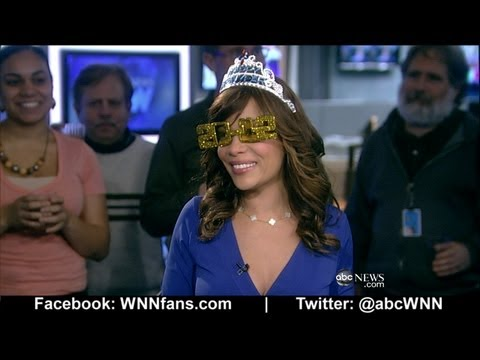 Sunny Hostin Says Bye To ABC World News Now