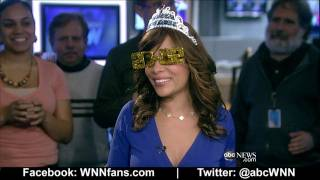 Sunny Hostin Says Bye To ABC World News Now