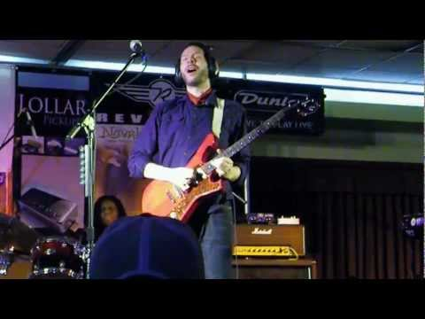 Paul Gilbert - Blue Rondo A La Turk - Jan 20th 2012 - Deke Dickerson Guitar Geek Festival 2012