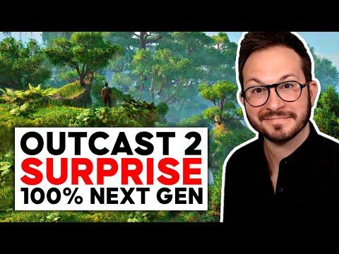 Outcast 2 belle surprise 100% Next Gen 💥 THQ Nordic les annonces PS5 I Xbox I Nintendo Switch I PC