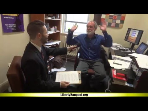 A Libertarian Chats With a Progressive College Professor