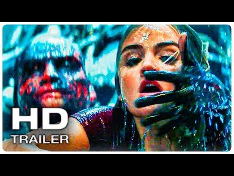 ОСТРОВ ФАНТАЗИЙ Русский Трейлер #1 (2020) Люси Хейл Horror Movie HD