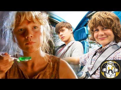 The Role of Kids in the Jurassic Franchise | Jurassic World: Fallen Kingdom