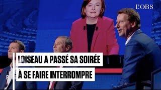 Européennes : Nathalie Loiseau dans le viseur de tous les candidats lors du débat