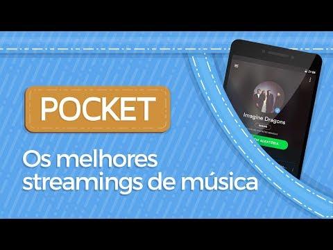 9 melhores apps de streaming de música - Pocket - TecMundo