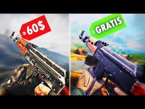 TOP 7: FPS Online GRATIS MEJORES Que Uno De 60$