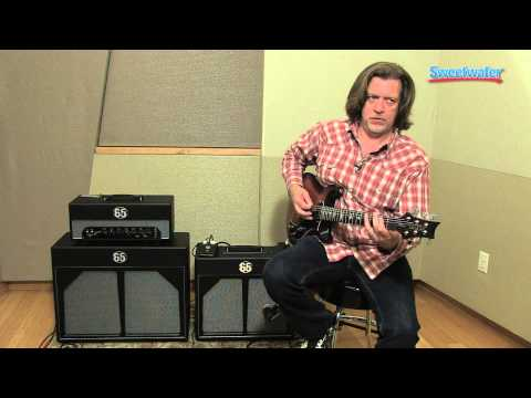 65amps Whiskey Tube Combo Amplifier Demo - Sweetwater Sound